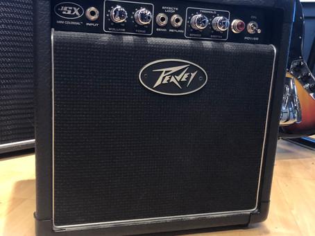 Gitarrförstärkare Peavey JSX Mini 1199:- SÅLD!