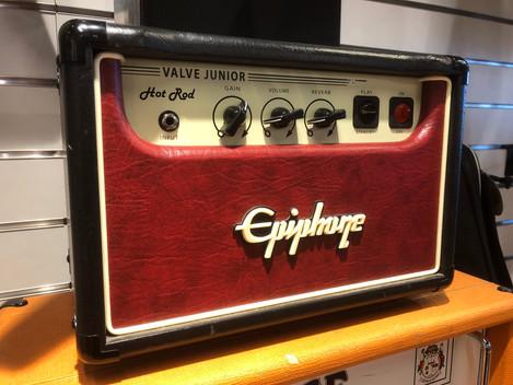 Epiphone Valve Jr Hot Rod 1199:- SÅLD!