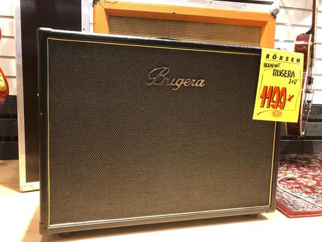 Gitarrkabinett Bugera 212 1199:-