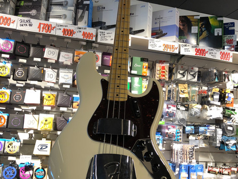 Beg HPD Jazz Bass 7999:-