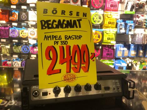 Ampeg PF350 2499:-