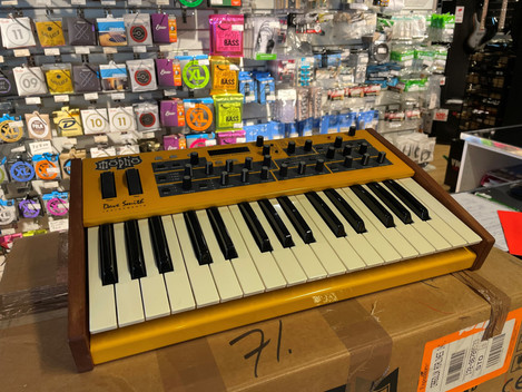 Dave Smith - Mopho Keyboard 4999:-