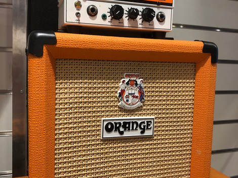 Cool liten Micro Terror-rigg från Orange! 1499:- SÅLD!