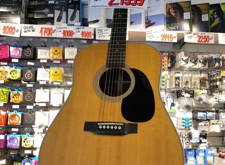 Begagnad Akustisk Gitarr Martin D-28 från 2010 21999 :-