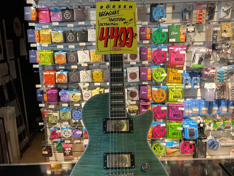 Hagström Ultra Max elgitarr 4499:-