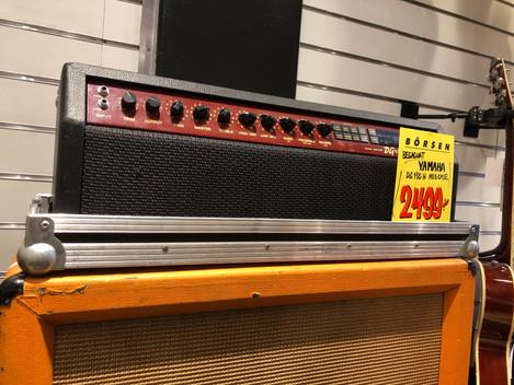 Gitarrförstärkare Yamaha 2499:-