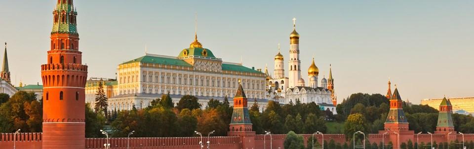 Moskou,  de twee eiige tweeling van St. Petersburg