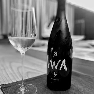 iwa 5 sake