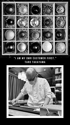 takayama omakase ig story