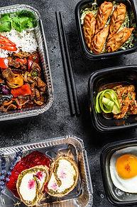 choosing-take-away-food-spring-rolls-dum