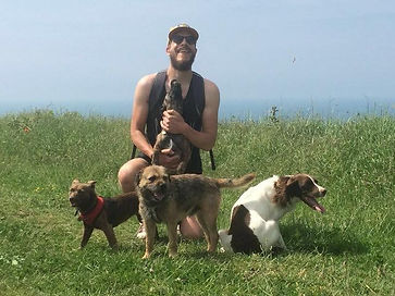 Oliver Dog Walker Brighton