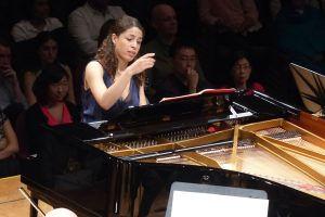 Célimène Daudet-Musique aux étoiles