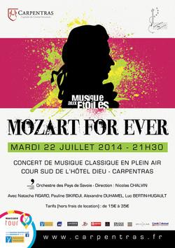 Mozart for ever