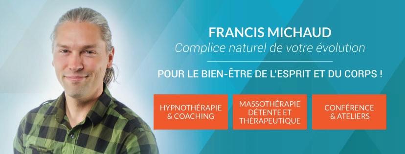 Hypnothérapie, Coaching, Massothérapie, Conférences et Ateliers