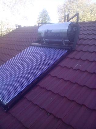 200lit Direct solar kwikot