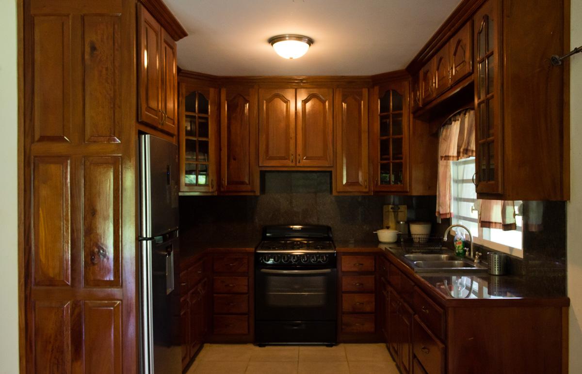 Catbird Cottage Kitchen