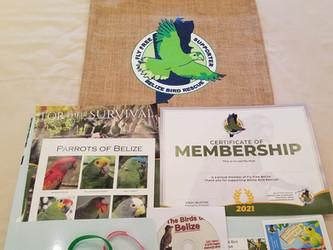 Membership & adopt-a-species