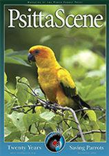 Psittascene Magazine - BBR article