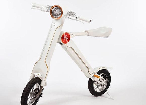 EZ Rider White