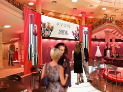 Merchandising Avon - TV Globo