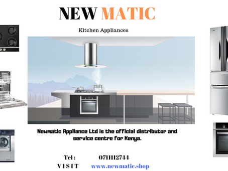 Buying Reliable Kitchen Appliances | New Matic
