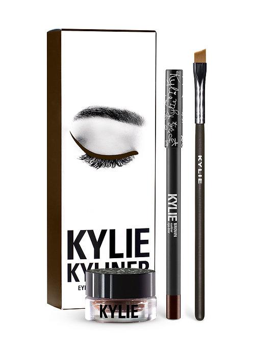 #Kylie Kyliner Kit | Brown