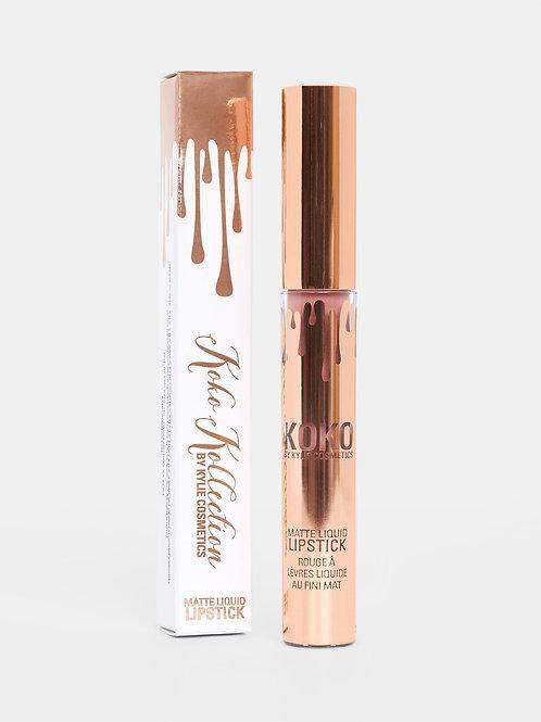 #Kylie Matte Liquid Lipstick | Bunny
