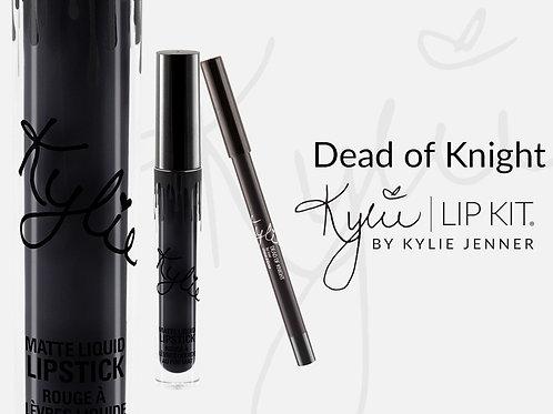 #Kylie LipKit | Dead of Knight