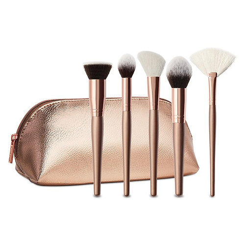 #Morphe Complexion Goals 5-Piece Brush Collection