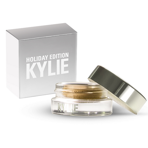 #Kylie Holiday Edition Crème shadow| Yellow Gold