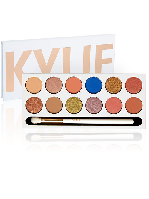 #Kylie Kyshadow | The Royal Peach Palette