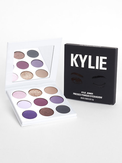 #Kylie Kyshadow | The Purple Palette