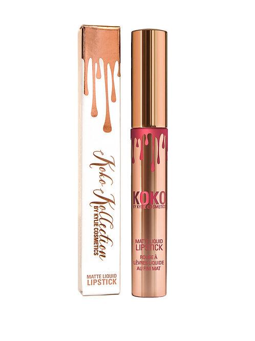 #Kylie Matte Liquid Lipstick | Okurrr
