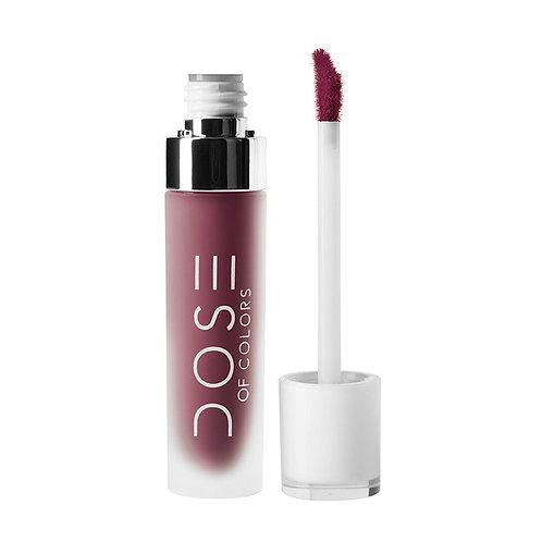 #DoseofColors MatteLiquid Lipstick | MOOD