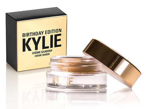 #Kylie The Limited Edition Birthday Collection Crème Gel Shadow | Copper