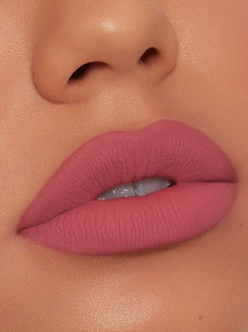 #Kylie Matte Lip Kit| Snow Way Bae