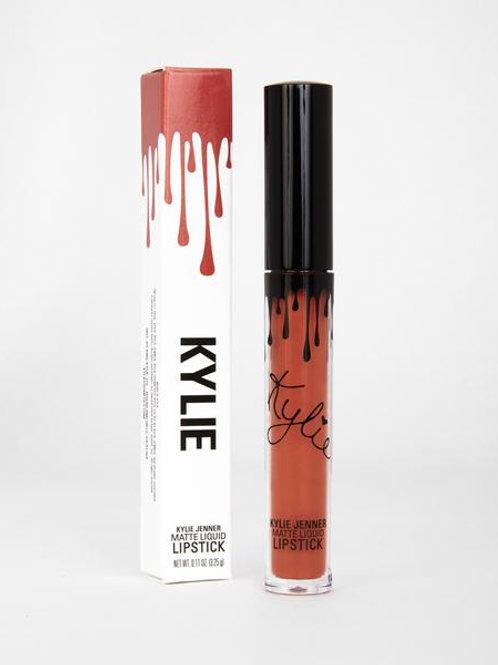 #Kylie Matte Lipstick|Ginger