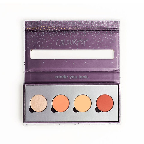 #ColourPop Shadow Palette | Lo-Key