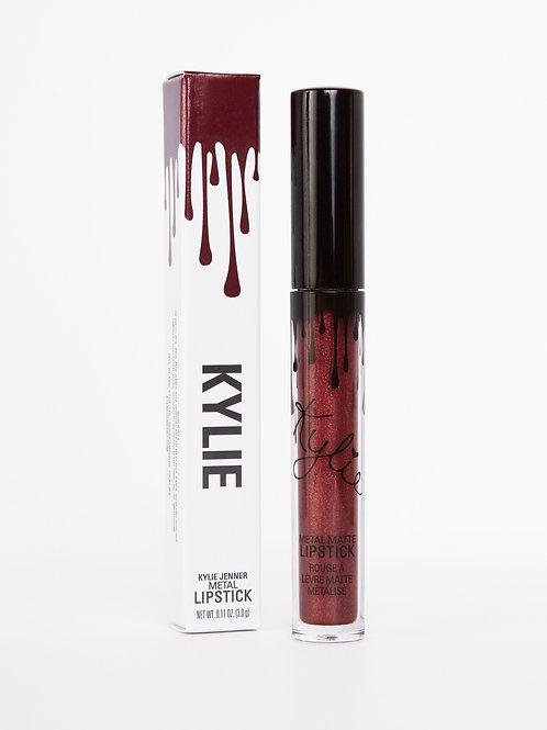 #Kylie Metal Lipstick   Dancer