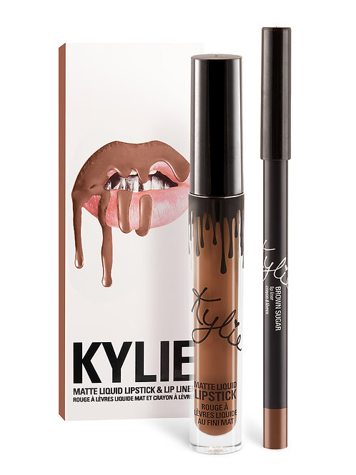 #Kylie LipKit | Brown Sugar