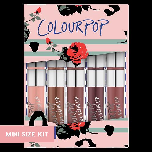 #ColourPop Mini Size Kit |On a Whim