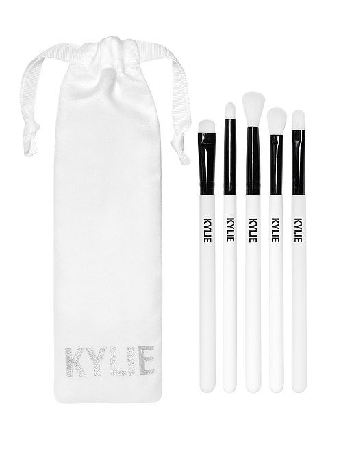 #Kylie Holiday Edition | Kylie's Brush Set