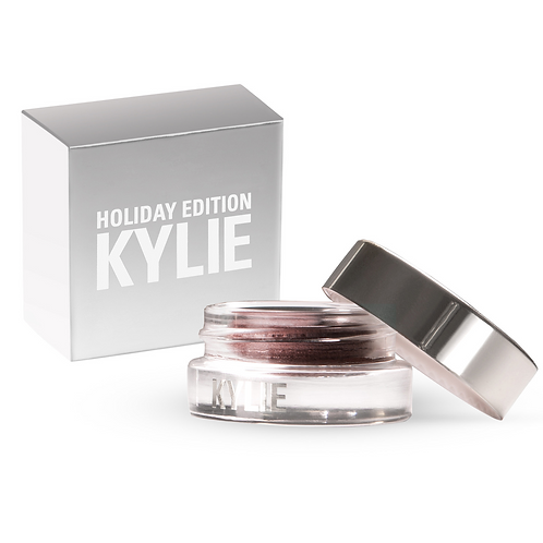 #Kylie Holiday Edition Crème shadow| Golden Plum