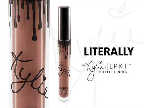#Kylie LipGloss |Literally