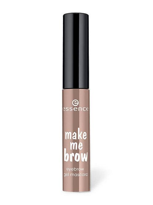 #Essence Make me brow eyebrow gel mascara| Blondy