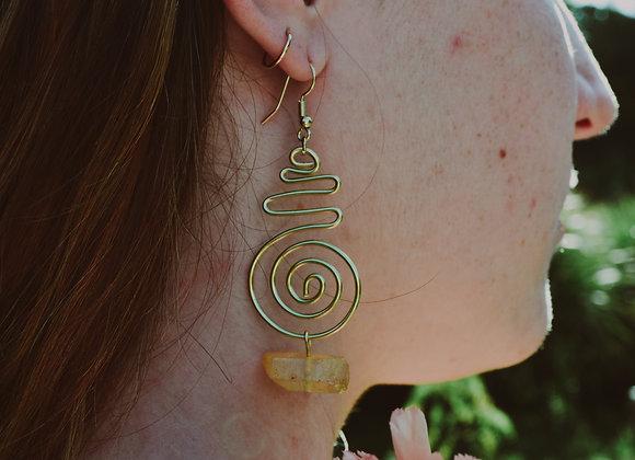 Radiant Earrings ~