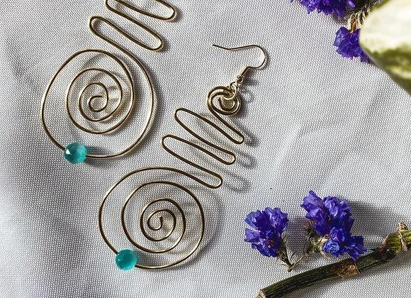 Divine Feminine Earrings ~
