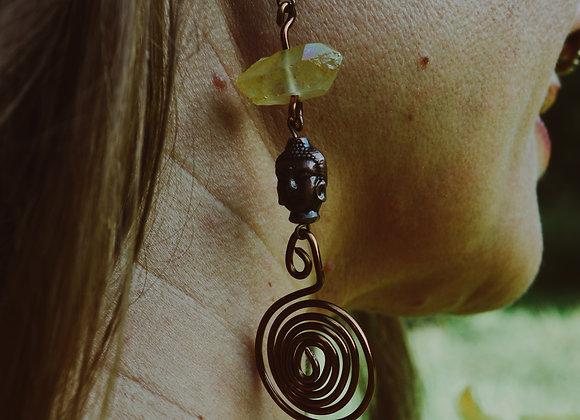 Creatrix Earrings ~