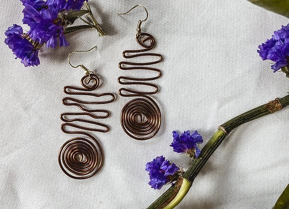 Terra Earrings ~