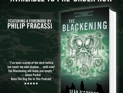 THE BLACKENING - AVAILABLE TO PRE-ORDER